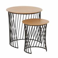Комплект журнальных столов Leska - дизайнерские товары на Take&Live