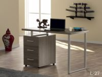 Робочий стіл L-27 - дизайнерские товары на Take&Live