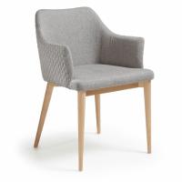 Кресло Danai Light Grey - дизайнерские товары на Take&Live