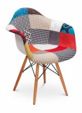 Кресло Eames DAW Patchwork - дизайнерские товары на Take&Live