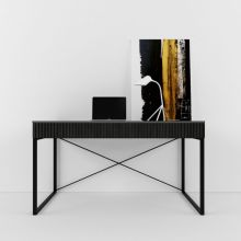 Стол рабочий ARRIS Black B - дизайнерские товары на Take&Live
