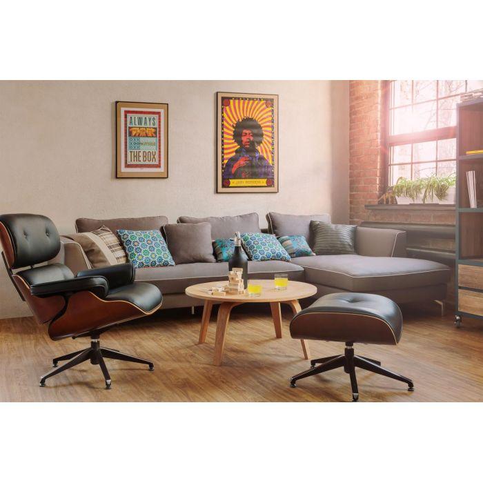 Крісло Eames Lounge Chair - дизайнерские товары на Take&Live