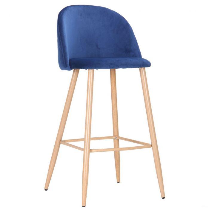Стул барный Belini Blue - дизайнерские товары на Take&Live