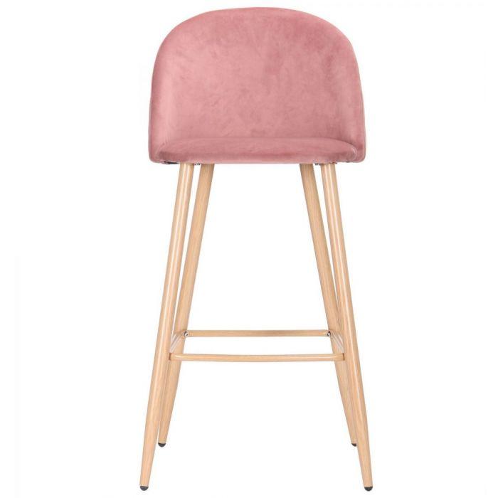 Стул барный Belini Pink - дизайнерские товары на Take&Live