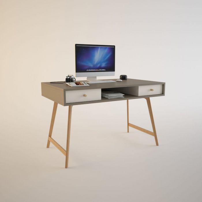 Стол рабочий D2 01 - дизайнерские товары на Take&Live