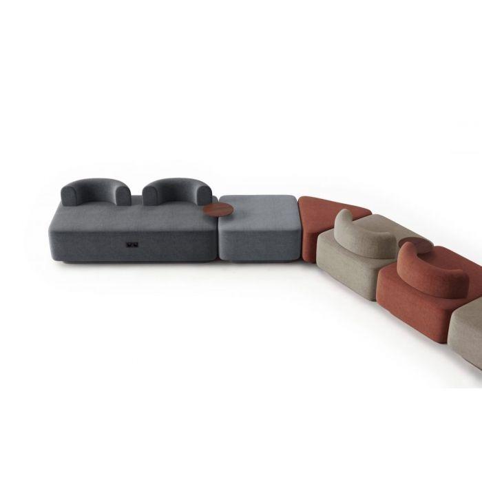 Диван модульный Plump - дизайнерские товары на Take&Live