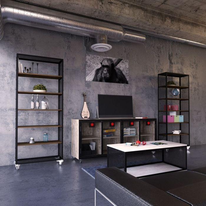 Стеллаж GR V 02 - дизайнерские товары на Take&Live