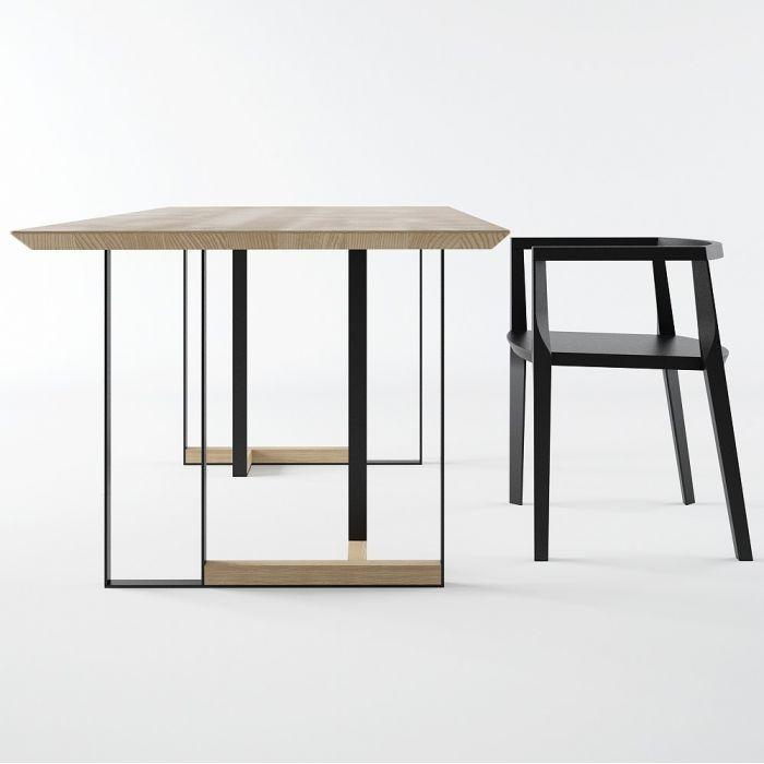 Стол INK 1,6M - дизайнерские товары на Take&Live