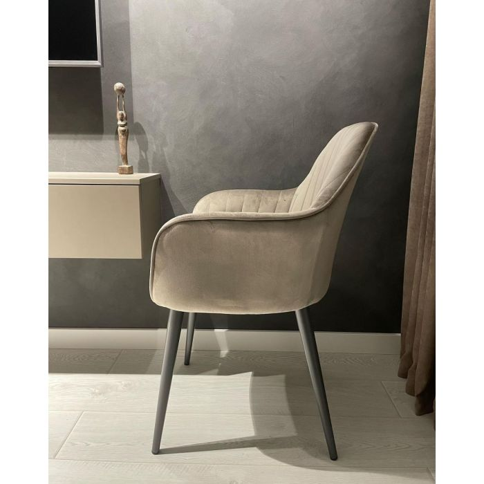 Кресло Carolina Beige - дизайнерские товары на Take&Live