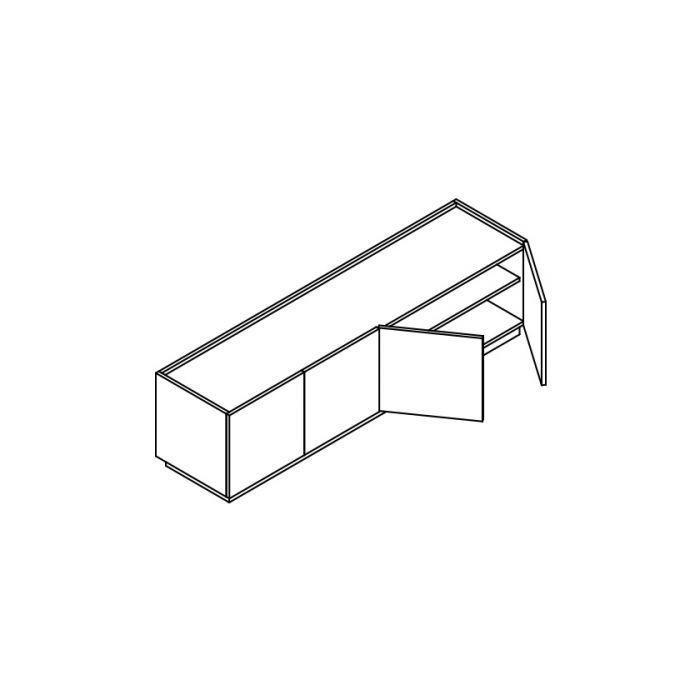 Комод Edge STL - дизайнерские товары на Take&Live