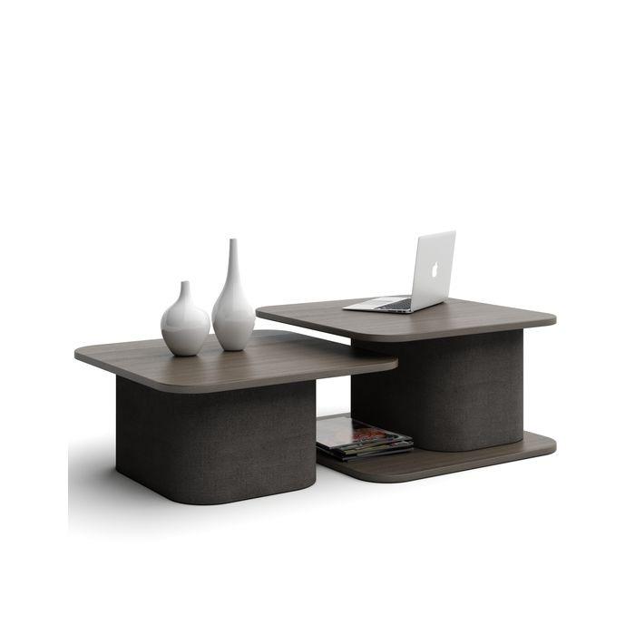Комплект журнальных столиков SStone - дизайнерские товары на Take&Live