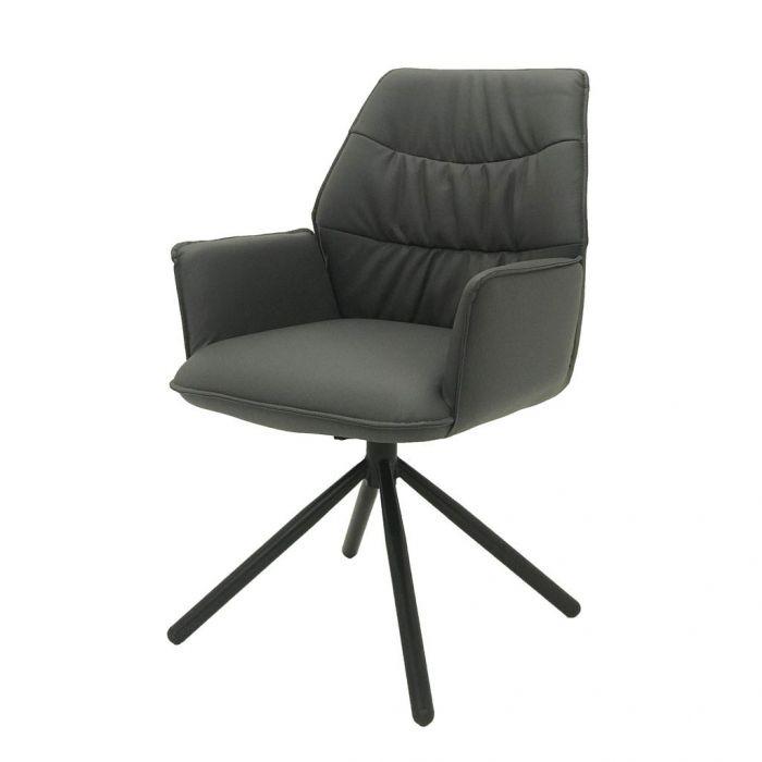 Кресло поворотное Boston Grey - дизайнерские товары на Take&Live
