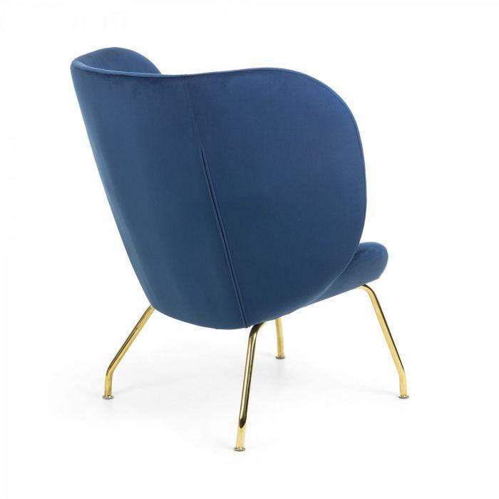 Кресло Vernen Blue - дизайнерские товары на Take&Live