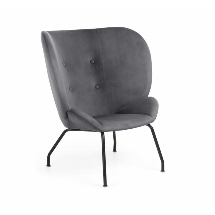 Кресло Vernen Grey - дизайнерские товары на Take&Live