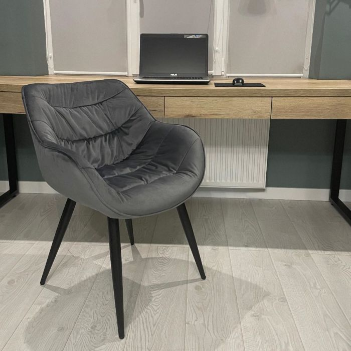Кресло Cowboy Grey - дизайнерские товары на Take&Live