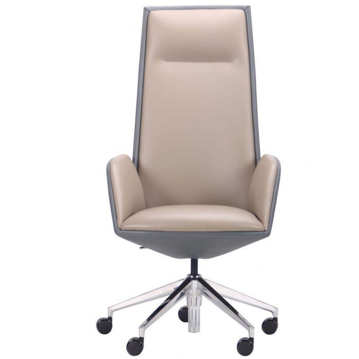 Кресло для руководителя Domen Beige - дизайнерские товары на Take&Live