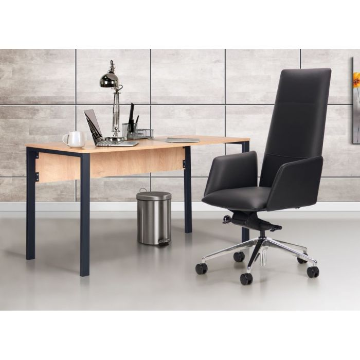 Кресло для руководителя Nikk Black - дизайнерские товары на Take&Live