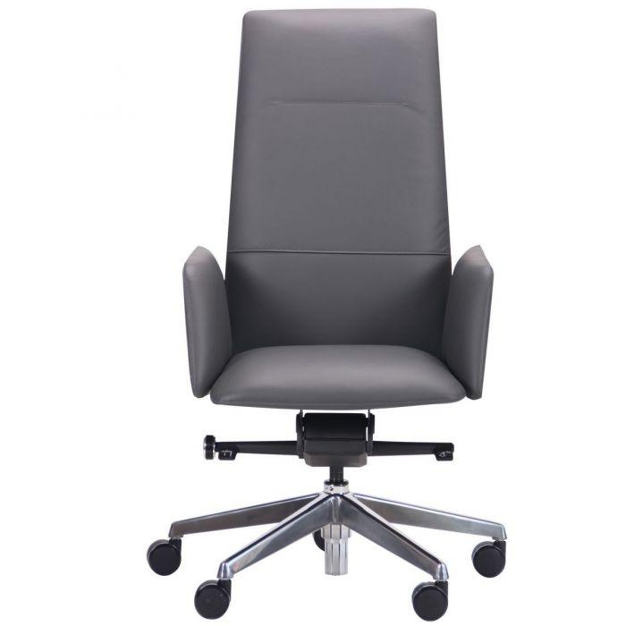 Кресло для руководителя Nikk Grey - дизайнерские товары на Take&Live