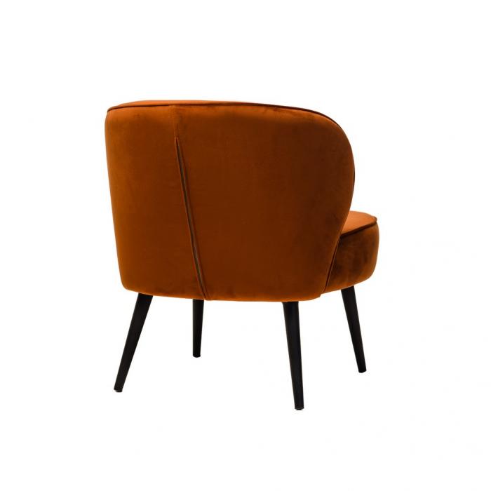 Кресло Fabio Orange - дизайнерские товары на Take&Live