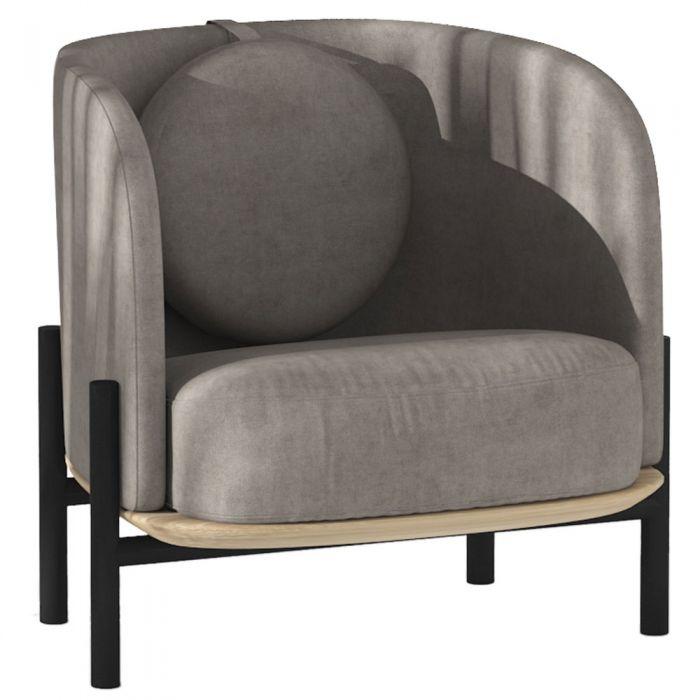 Кресло Royal Sun Grey - дизайнерские товары на Take&Live
