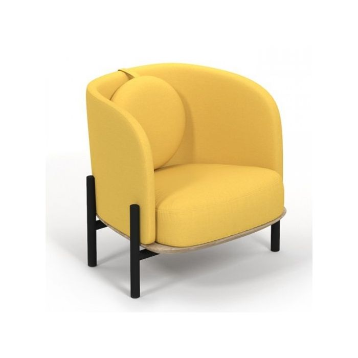Кресло Royal Sun Yellow - дизайнерские товары на Take&Live