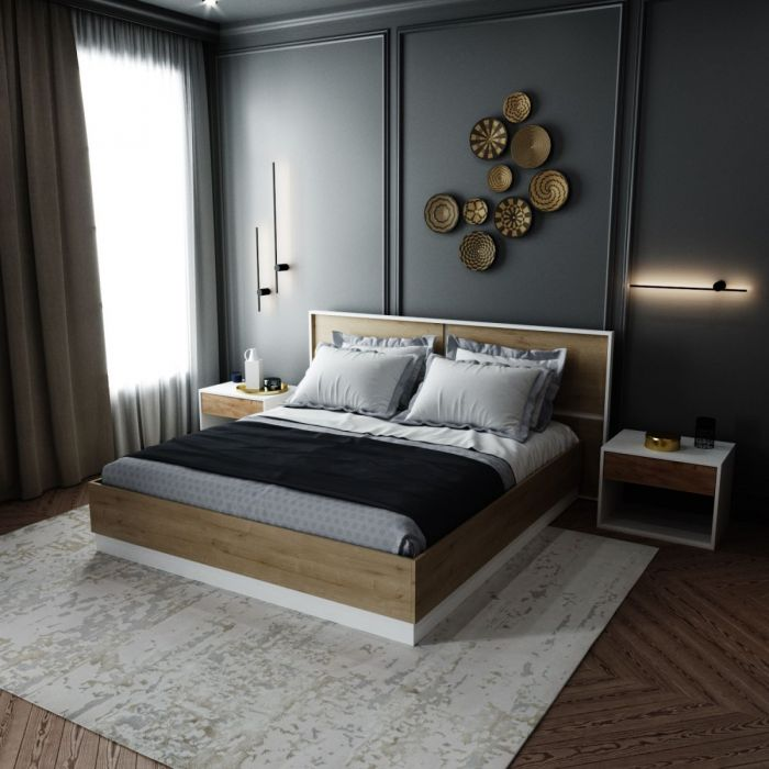 Кровать BED-001 - дизайнерские товары на Take&Live