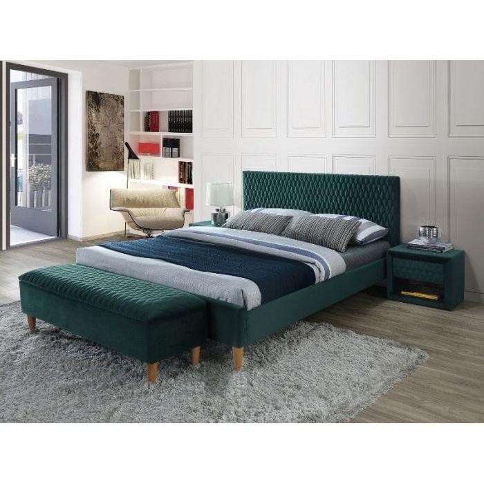 Кровать Azurro Green - дизайнерские товары на Take&Live
