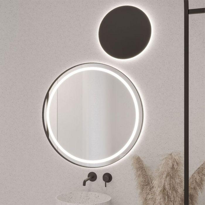 Зеркало с подсветкой Roundcorner - дизайнерские товары на Take&Live
