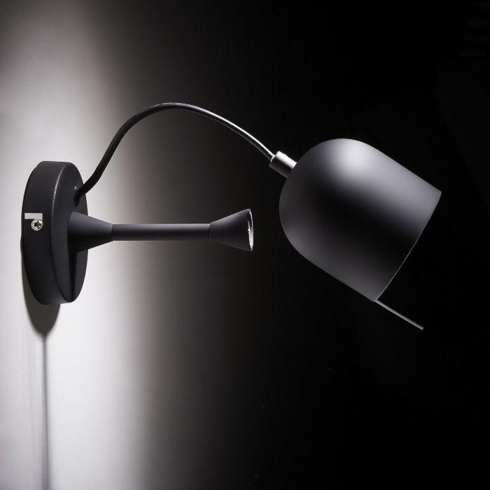 Лампа настенная Liang Black - дизайнерские товары на Take&Live