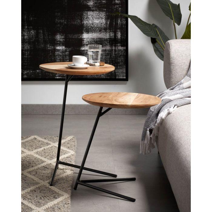 Набор из 2-х кофейных столов Asha - дизайнерские товары на Take&Live