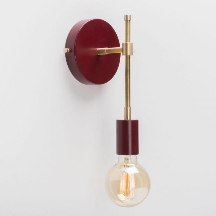 Настенный светильник WLB-1 Red - дизайнерские товары на Take&Live