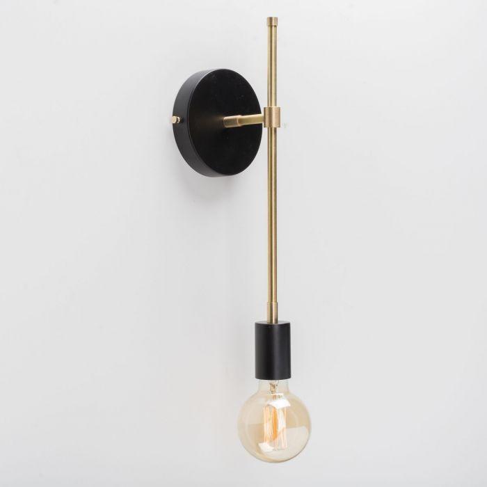 Настенный светильник WLB-2 Black - дизайнерские товары на Take&Live