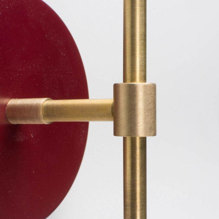 Настенный светильник WLB-2 Red - дизайнерские товары на Take&Live