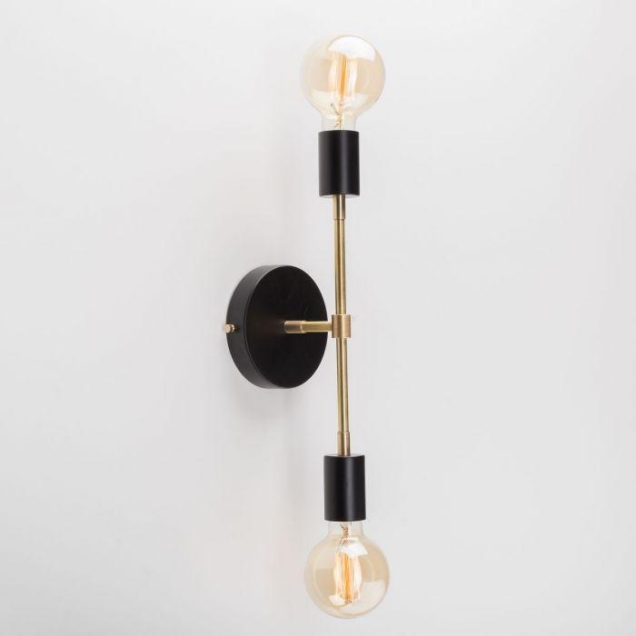 Настенный светильник WLB-3 Black - дизайнерские товары на Take&Live