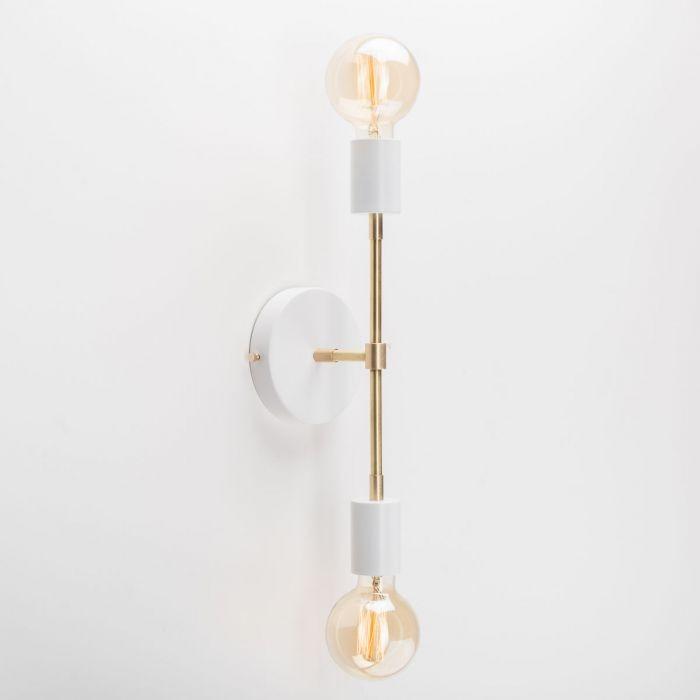Настенный светильник WLB-3 White - дизайнерские товары на Take&Live