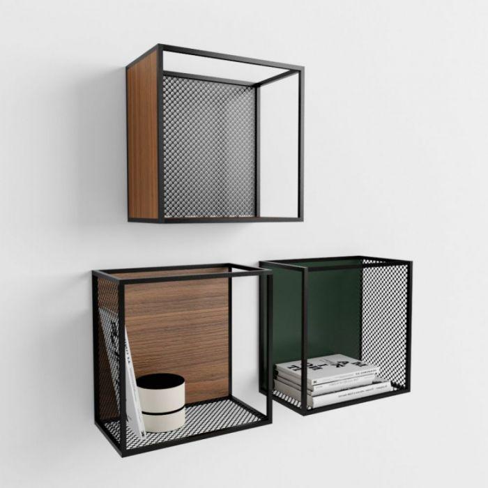 Полка MODUL SOTA Grid - дизайнерские товары на Take&Live
