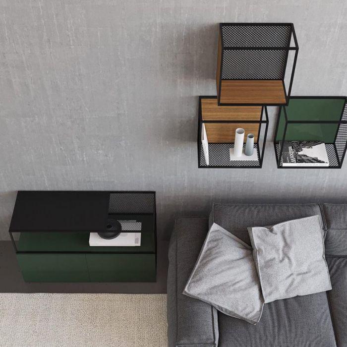 Полка MODUL SOTA Wood - дизайнерские товары на Take&Live