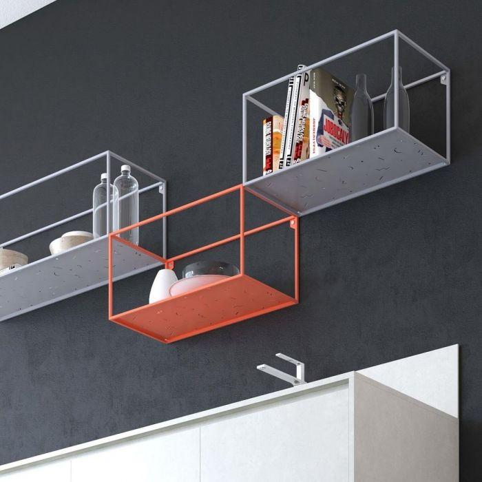 Полки настенные Abstra kitchen - дизайнерские товары на Take&Live