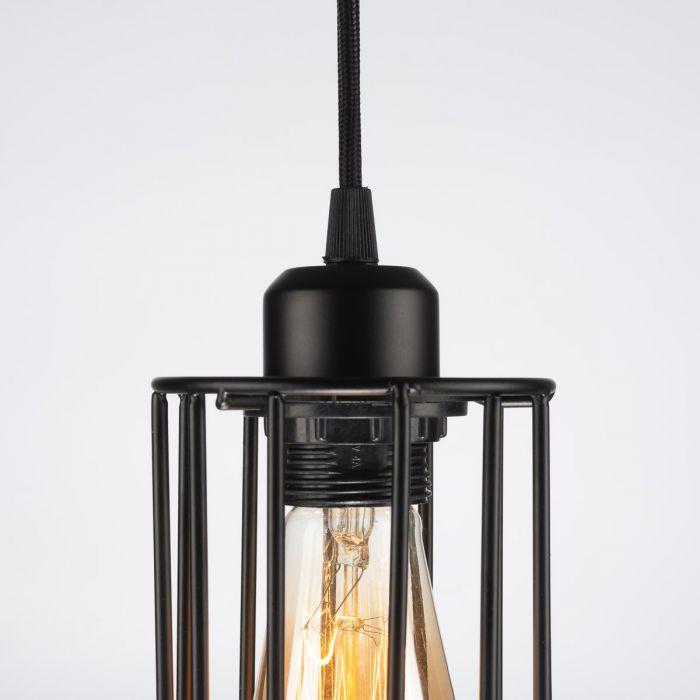 Потолочный светильник PL-41 Black - дизайнерские товары на Take&Live