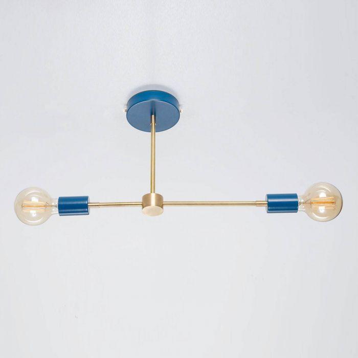 Потолочный светильник PLB-1 Blue - дизайнерские товары на Take&Live