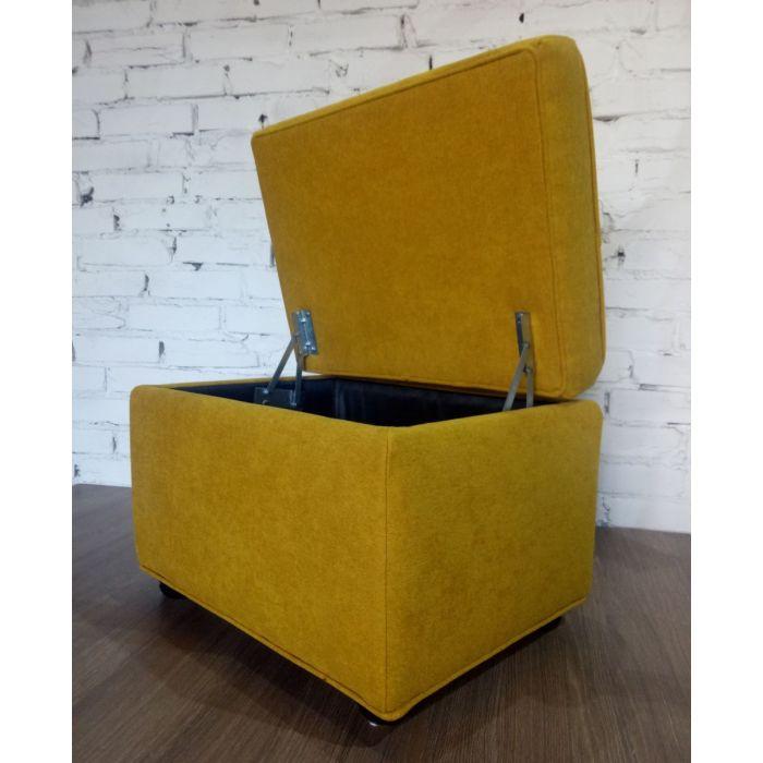 Пуф-банкетка Yellow - дизайнерские товары на Take&Live