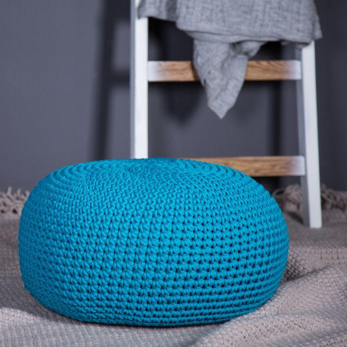 Пуф Tablet Light Blue - дизайнерские товары на Take&Live