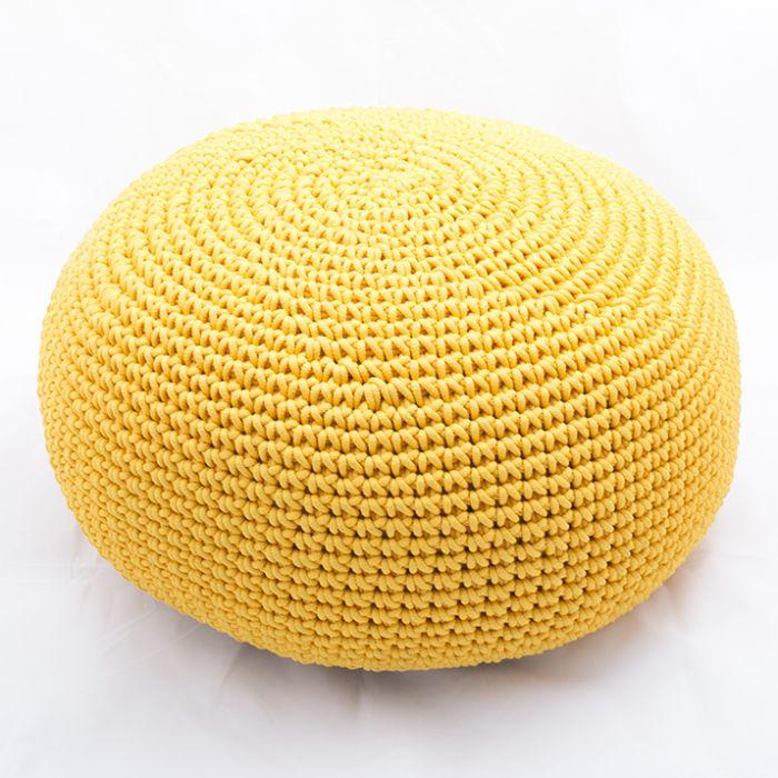 Пуф Tablet Yellow - дизайнерские товары на Take&Live