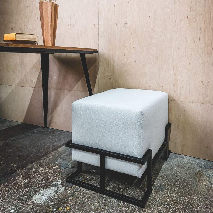 Пуф Melva White - дизайнерские товары на Take&Live