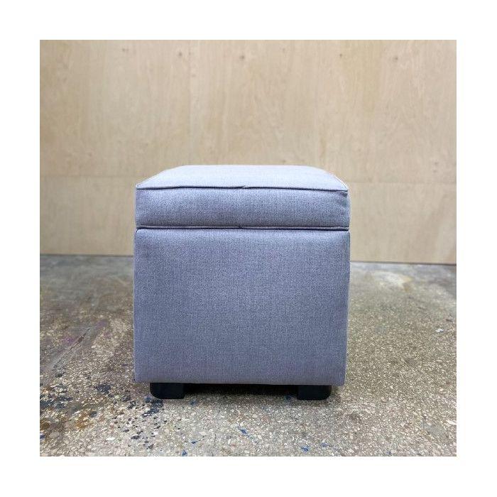 Пуф с крышкой Grey - дизайнерские товары на Take&Live