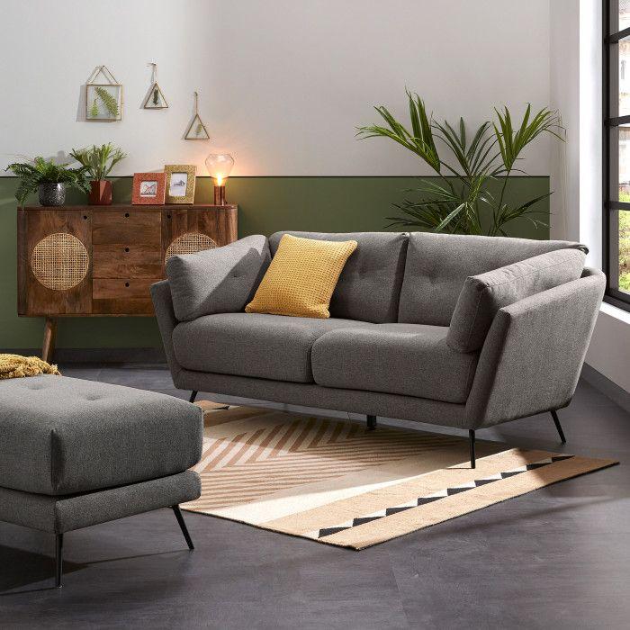 Пуф Sahira Grey - дизайнерские товары на Take&Live