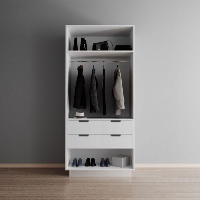 Шкаф TSR1-01 - дизайнерские товары на Take&Live