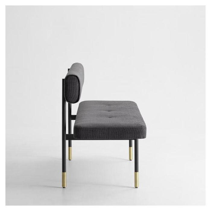 Скамья со спинкой Canelli - дизайнерские товары на Take&Live