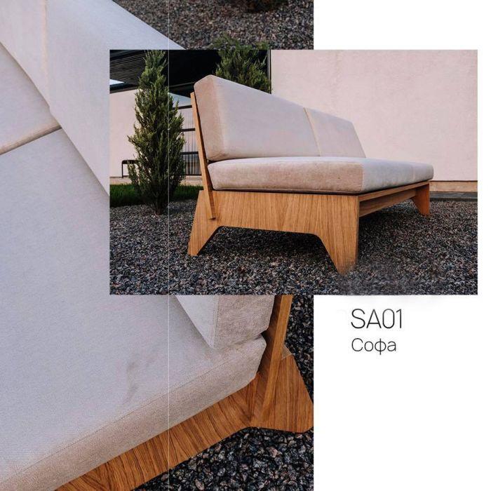 Софа SА01 - дизайнерские товары на Take&Live