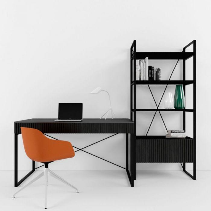 Стеллаж ARRIS BLACK - дизайнерские товары на Take&Live